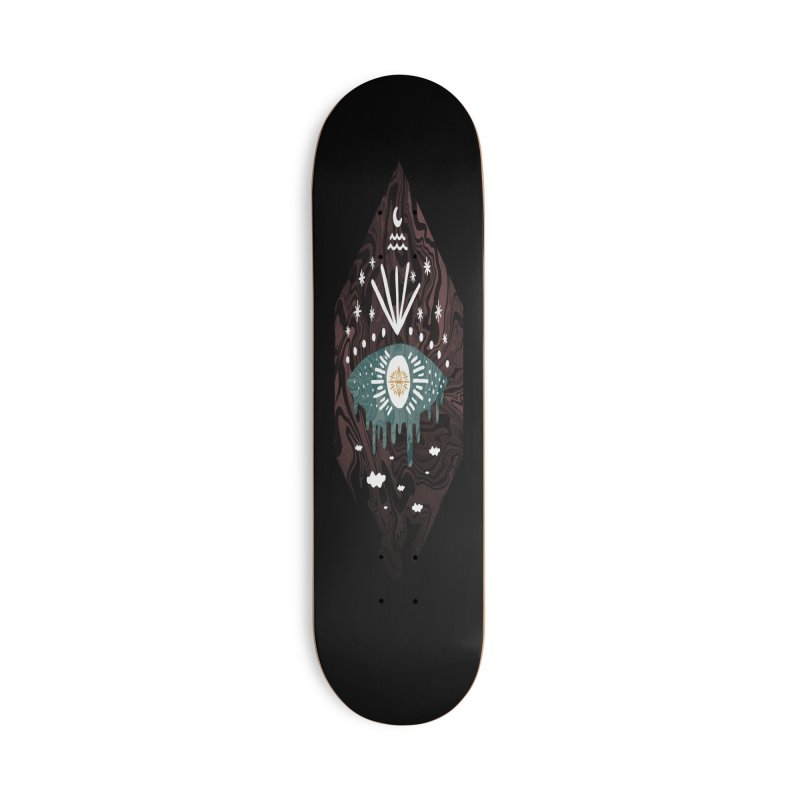 Oversight Accessories Deck Only Skateboard by