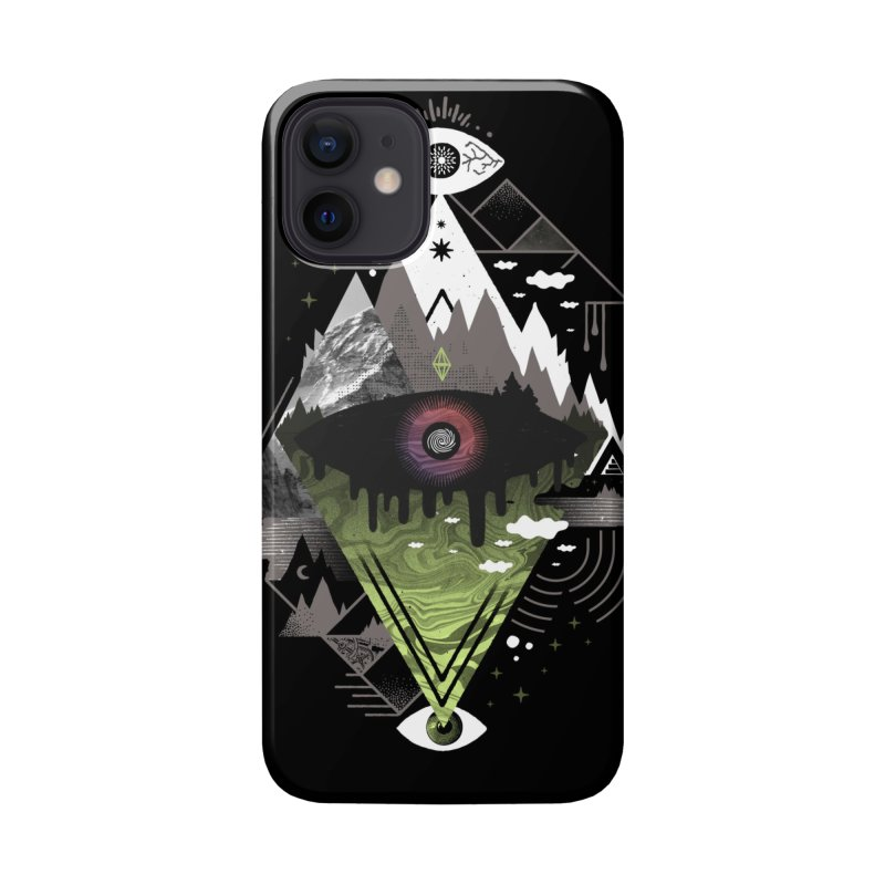 0v3r5ight_ Accessories Phone Case by ordinaryfox