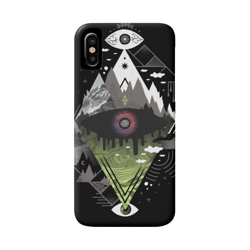 0v3r5ight_ Accessories Phone Case by ordinary fox