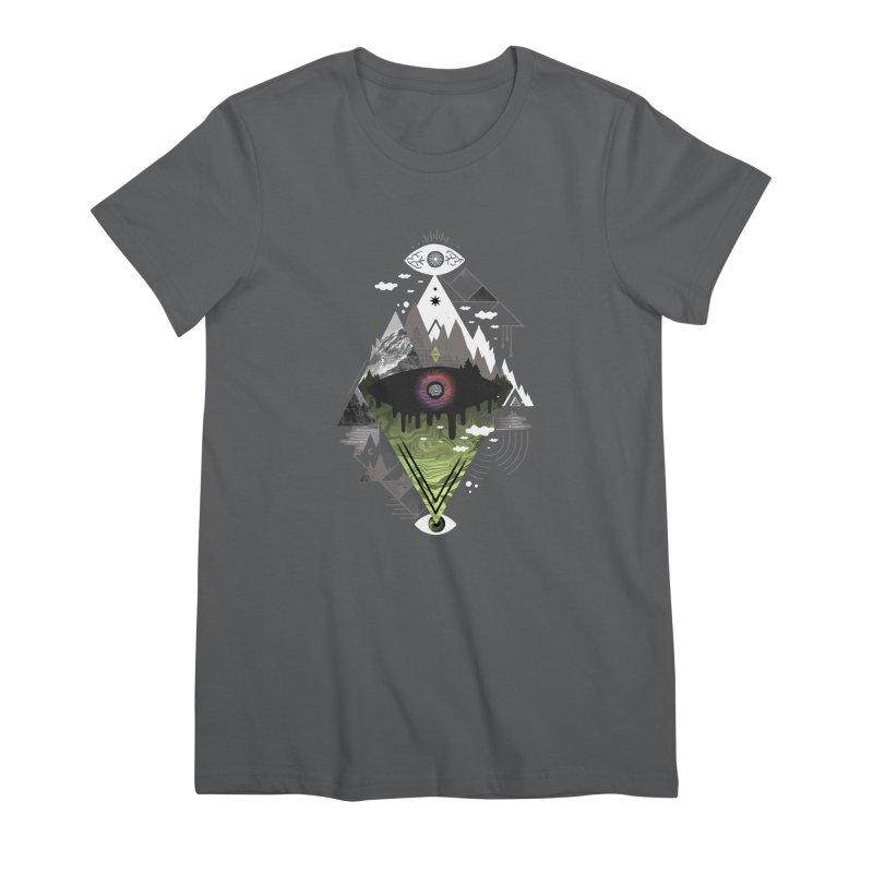 0v3r5ight_ Women's Premium T-Shirt by ordinary fox