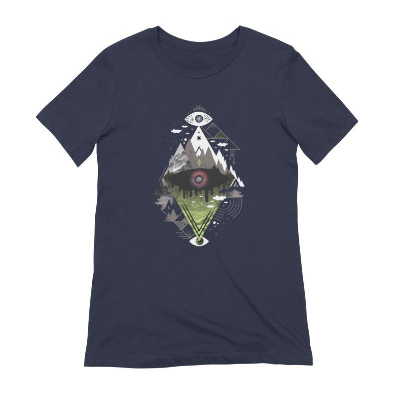 0v3r5ight_ Women's Extra Soft T-Shirt by ordinary fox