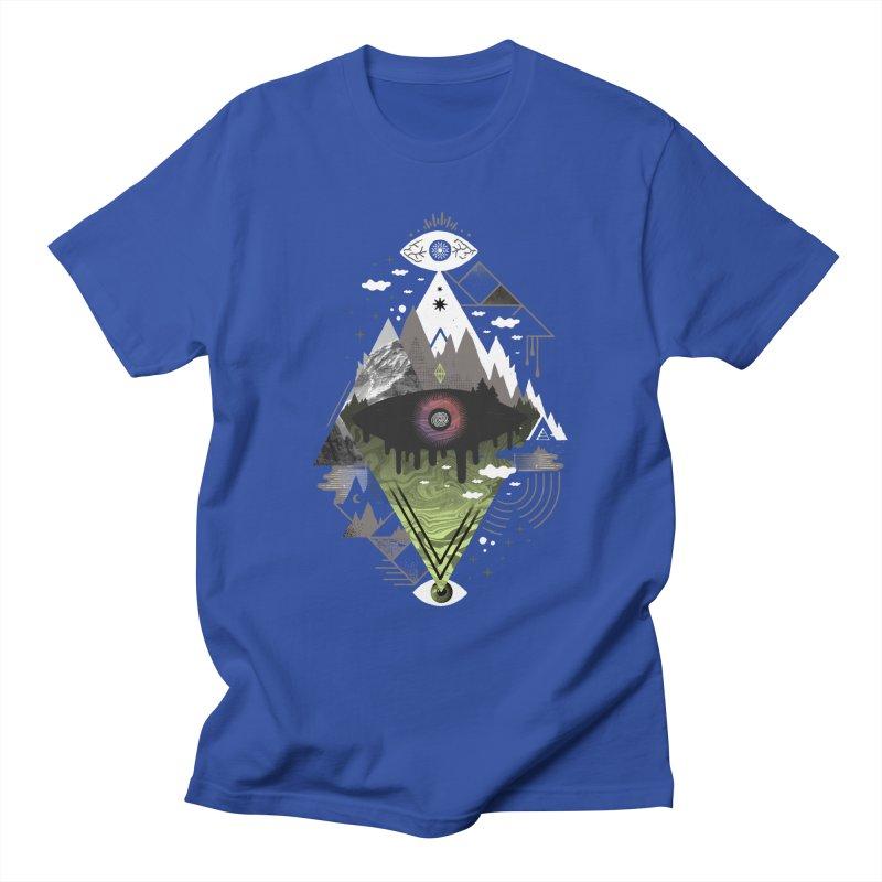 0v3r5ight_ Men's T-Shirt by ordinaryfox