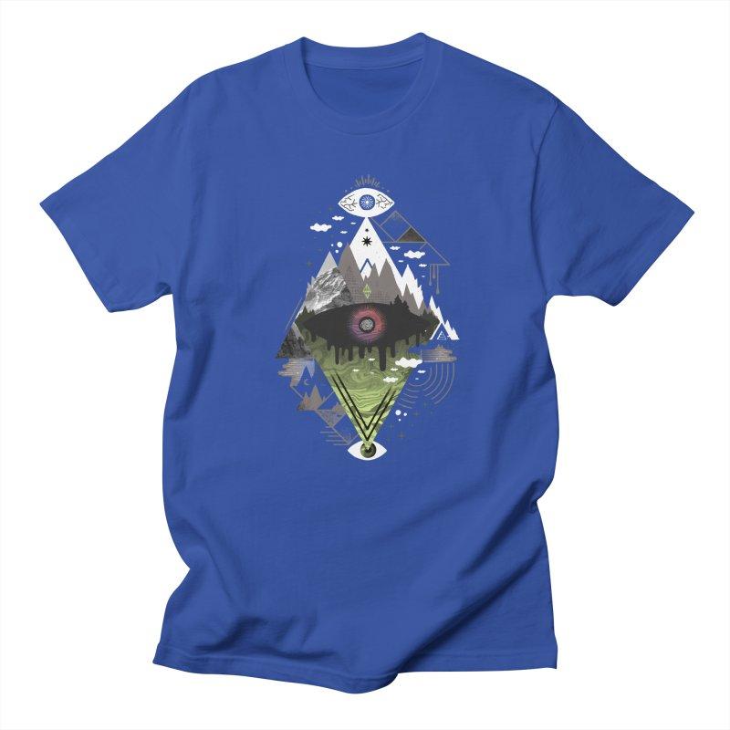 0v3r5ight_ Men's T-Shirt by ordinary fox