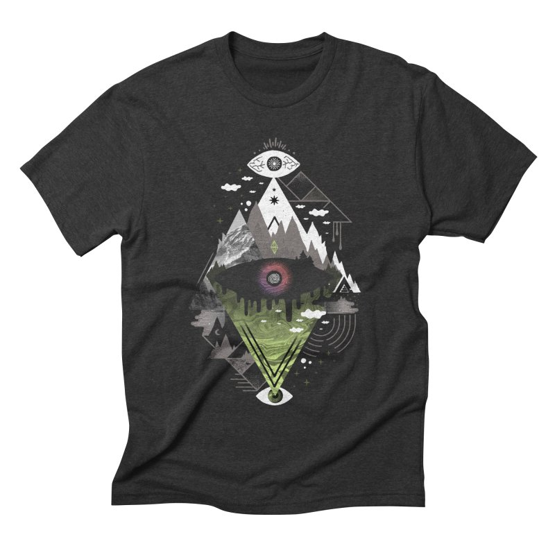 0v3r5ight_ Men's T-Shirt by