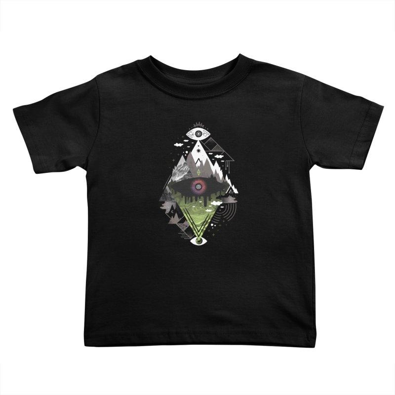 0v3r5ight_ Kids Toddler T-Shirt by ordinary fox