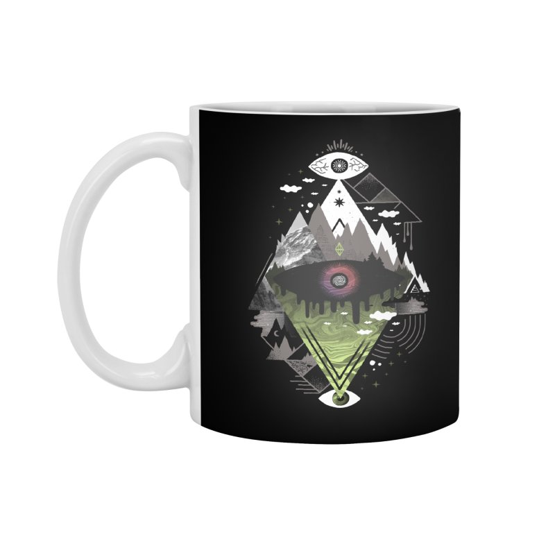 0v3r5ight_ Accessories Standard Mug by ordinary fox