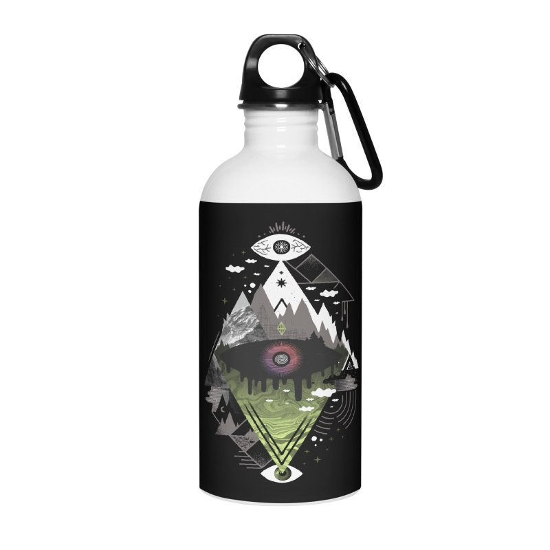 0v3r5ight_ Accessories Water Bottle by ordinary fox