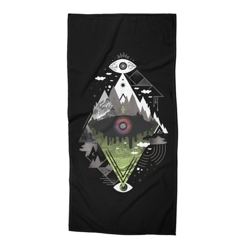 0v3r5ight_ Accessories Beach Towel by ordinary fox