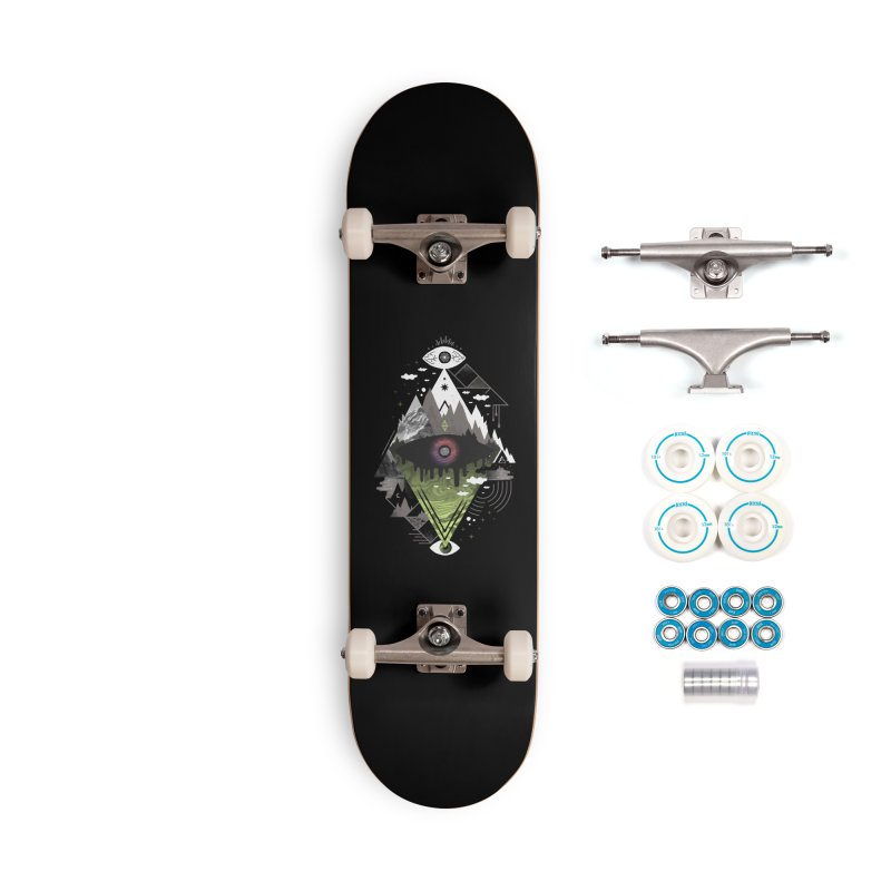 0v3r5ight_ Accessories Complete - Basic Skateboard by ordinary fox