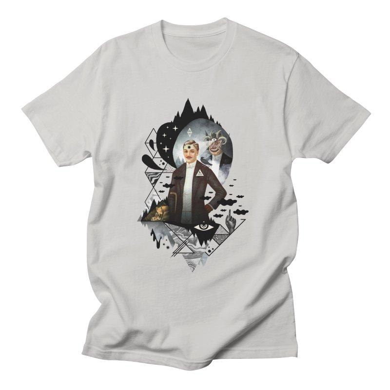 Piece of Mind Men's T-Shirt by ordinaryfox
