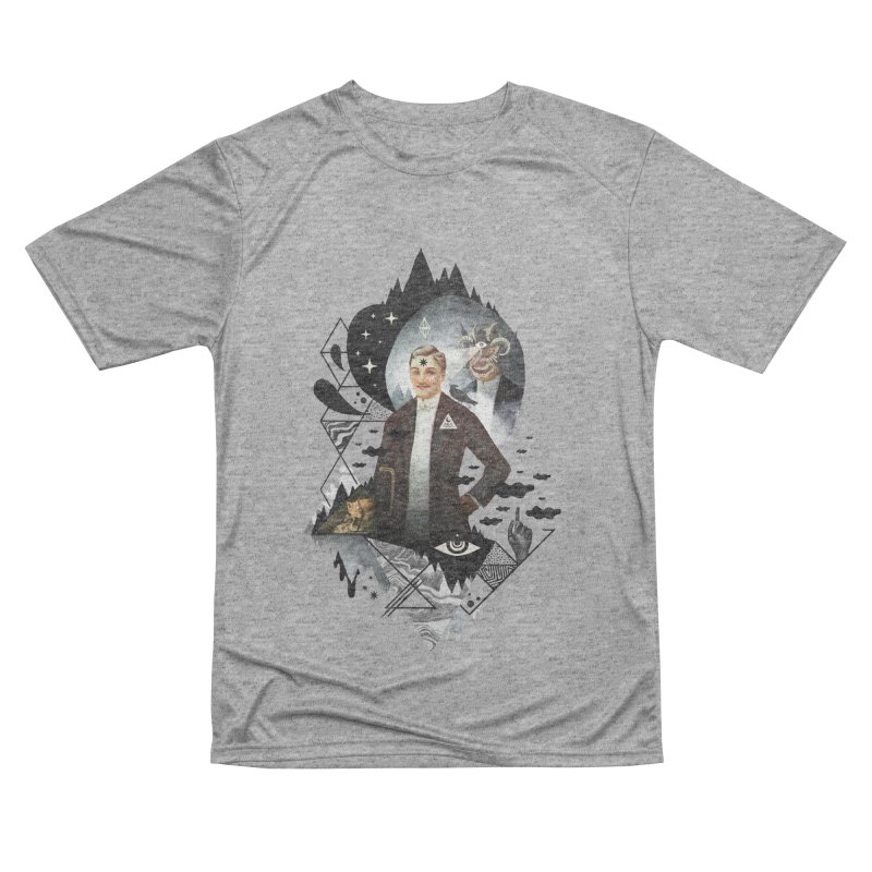 Piece of Mind Women's Performance Unisex T-Shirt by ordinary fox