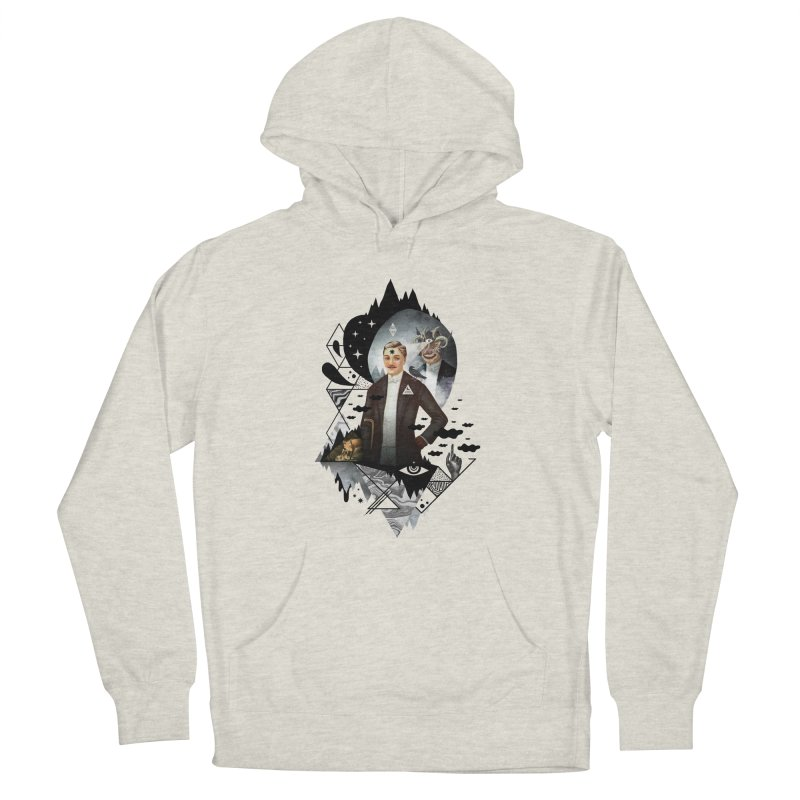 Piece of Mind Men's Pullover Hoody by ordinaryfox
