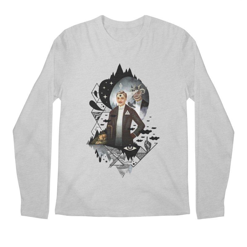 Piece of Mind Men's Longsleeve T-Shirt by ordinaryfox