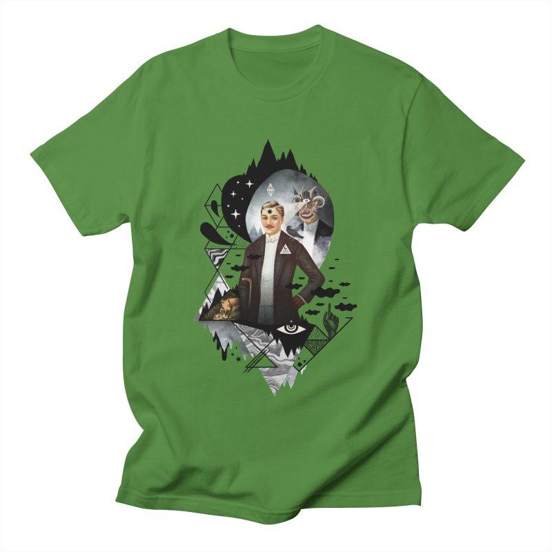 Piece of Mind Women's Regular Unisex T-Shirt by ordinary fox