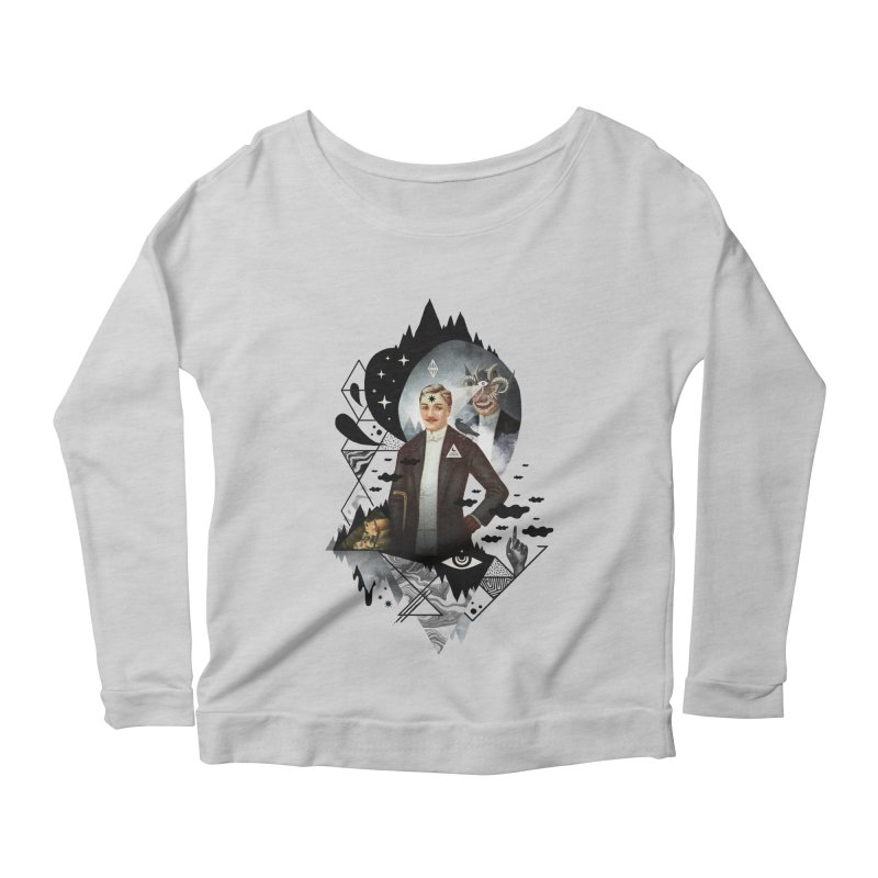 Piece of Mind Women's Longsleeve T-Shirt by ordinaryfox