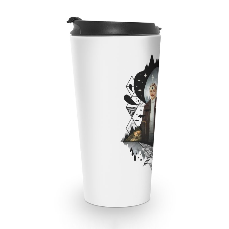 Piece of Mind Accessories Travel Mug by ordinary fox