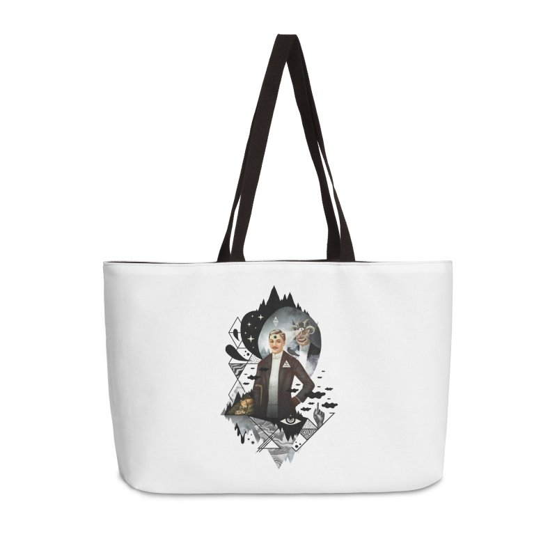 Piece of Mind Accessories Weekender Bag Bag by ordinary fox