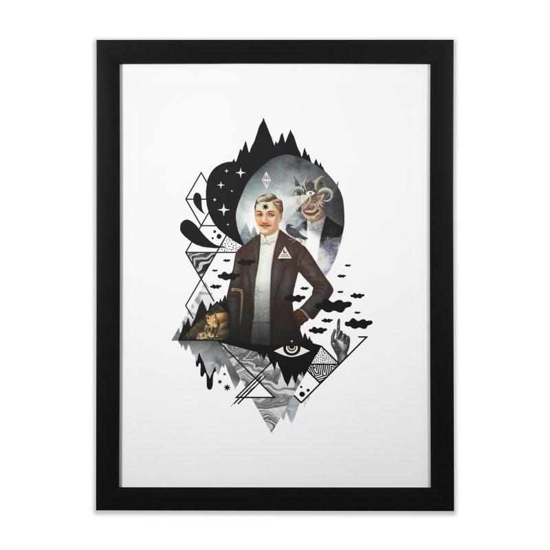 Piece of Mind Home Framed Fine Art Print by ordinaryfox