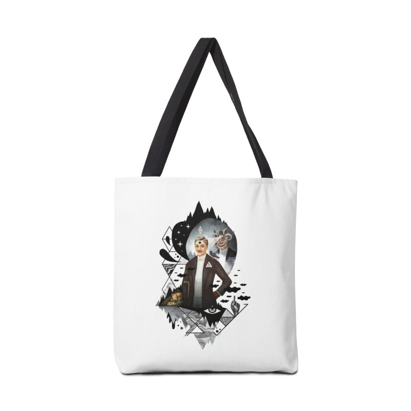 Piece of Mind Accessories Tote Bag Bag by ordinary fox