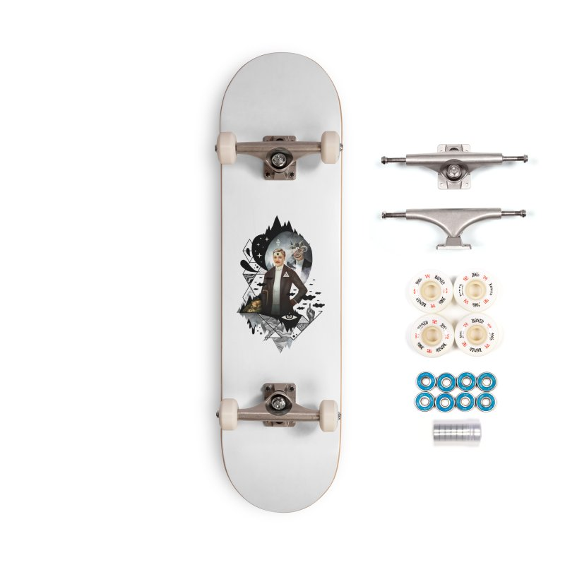 Piece of Mind Accessories Complete - Premium Skateboard by ordinary fox