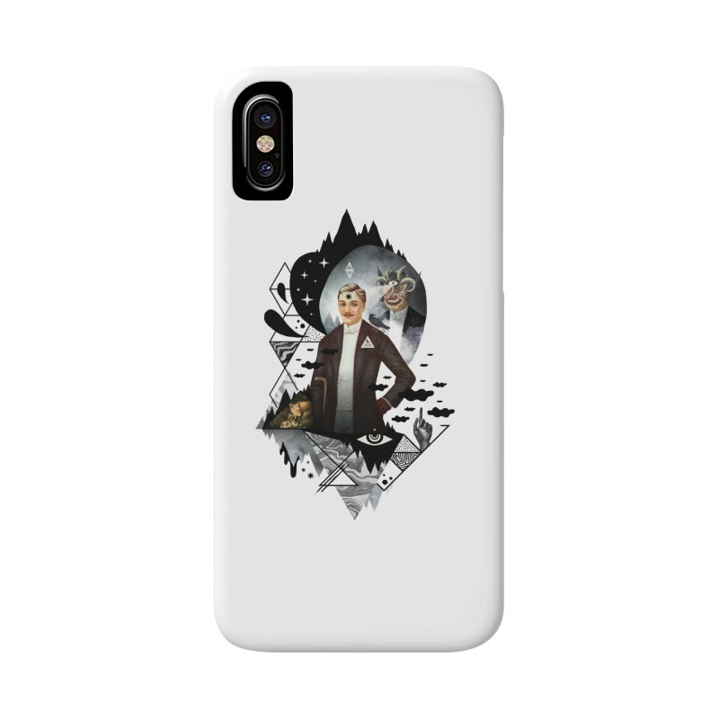 Piece of Mind Accessories Phone Case by ordinary fox