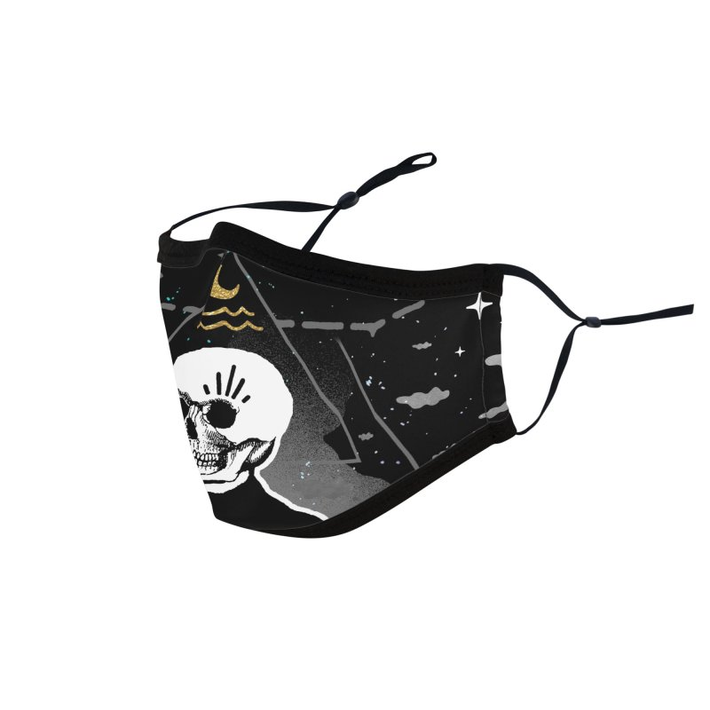 Existential Isolation Accessories Face Mask by ordinaryfox
