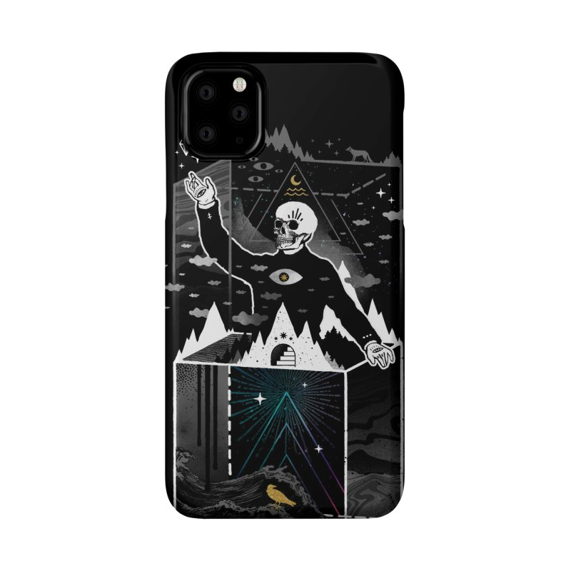 Existential Isolation Accessories Phone Case by