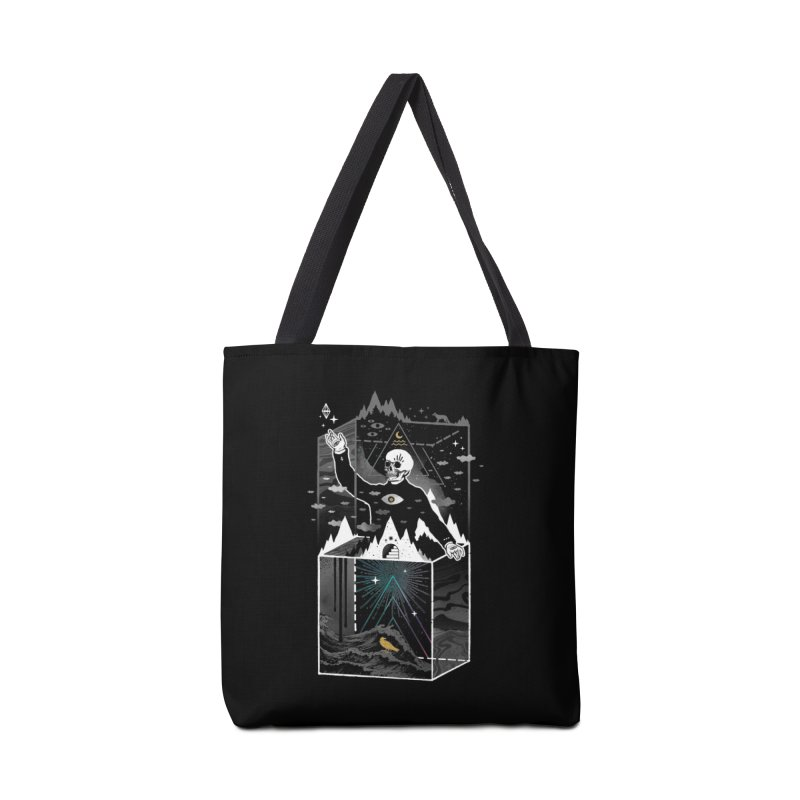Existential Isolation Accessories Tote Bag Bag by ordinary fox