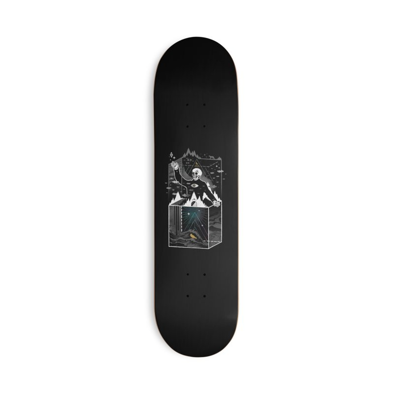 Existential Isolation Accessories Skateboard by