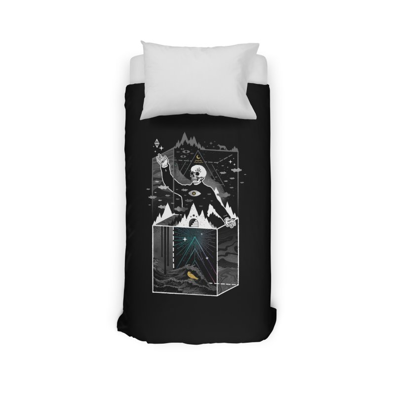Existential Isolation Home Duvet by ordinaryfox