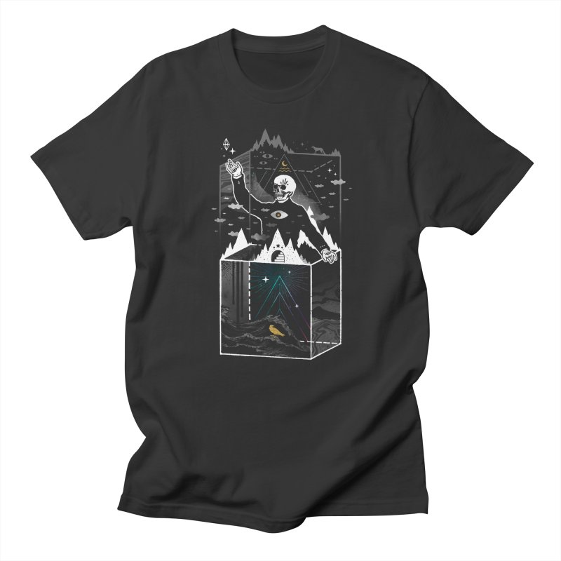 Existential Isolation Men's T-Shirt by ordinary fox