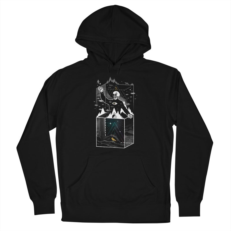 Existential Isolation Women's French Terry Pullover Hoody by