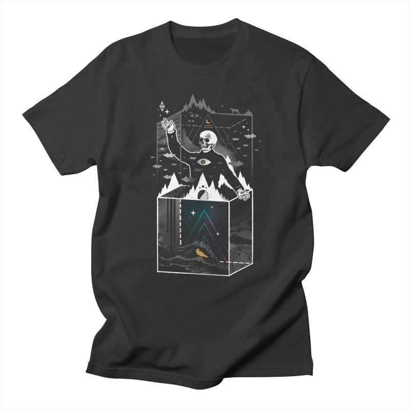 Existential Isolation Men's T-Shirt by ordinaryfox