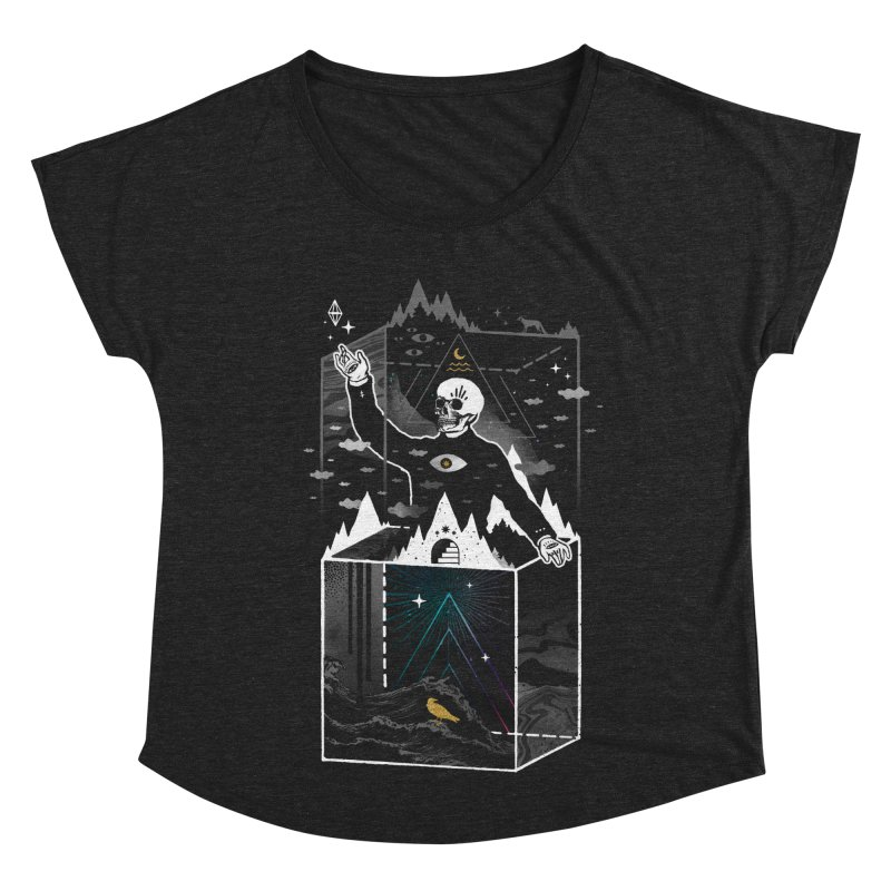 Existential Isolation Women's Scoop Neck by