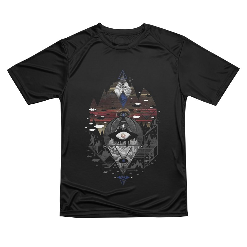 Oversighted Men's Performance T-Shirt by ordinary fox