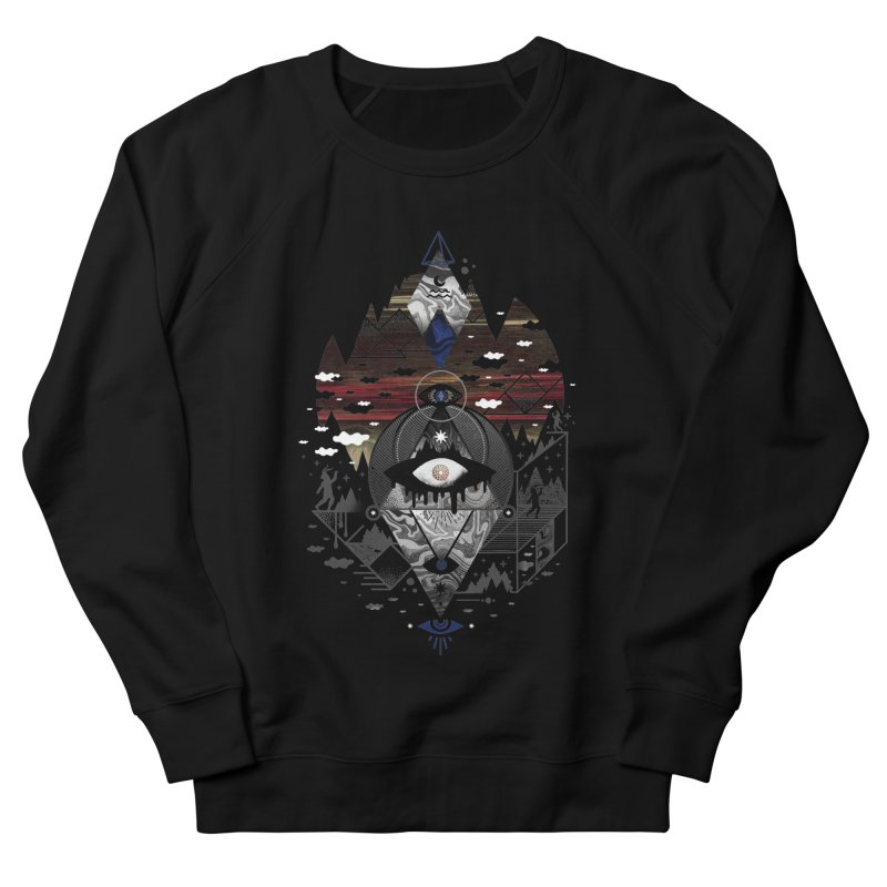Oversighted Women's French Terry Sweatshirt by ordinary fox