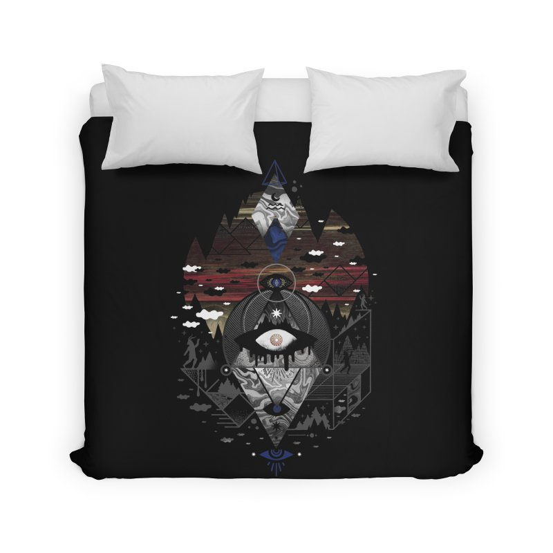 Oversighted Home Duvet by ordinary fox