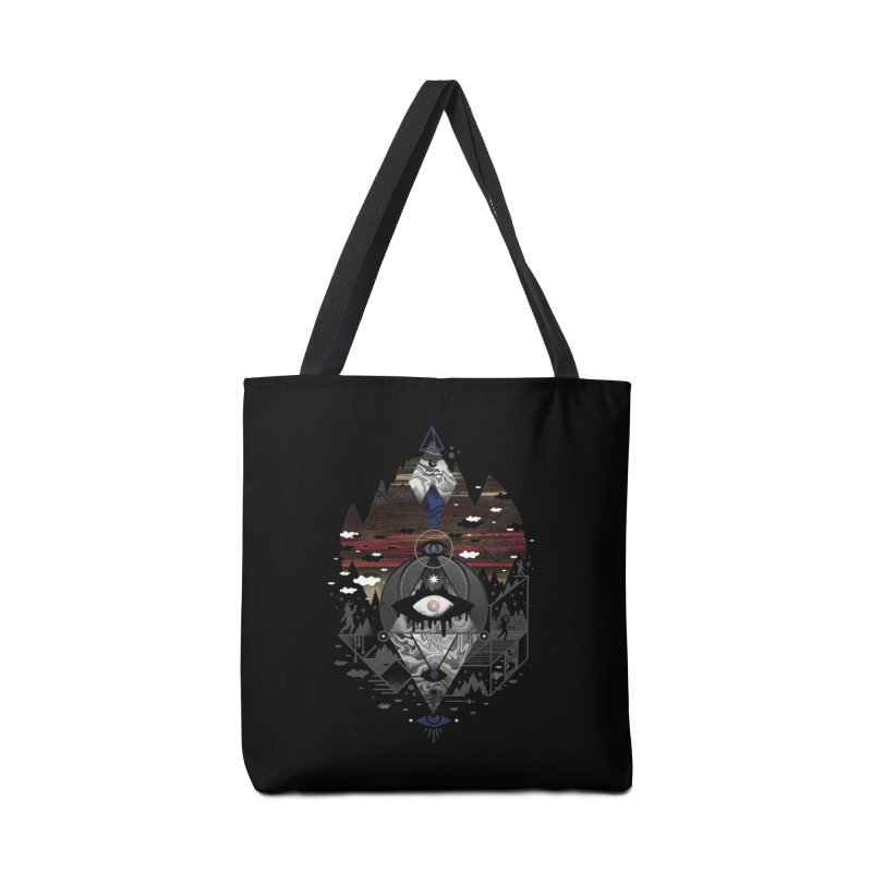 Oversighted Accessories Tote Bag Bag by ordinary fox