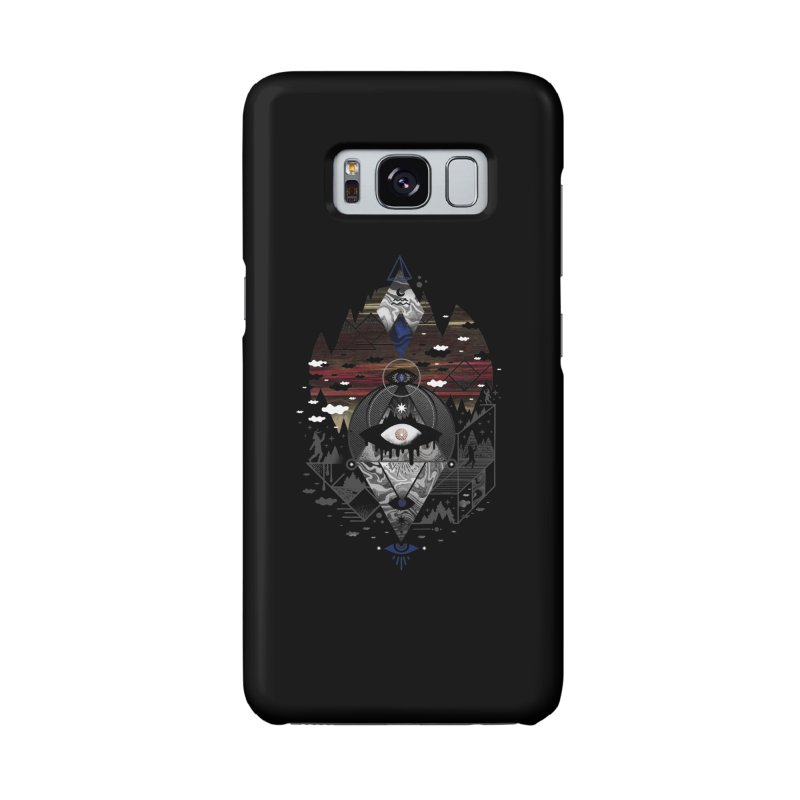 Oversighted Accessories Phone Case by ordinaryfox