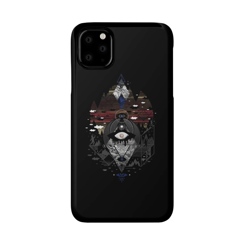 Oversighted Accessories Phone Case by ordinary fox