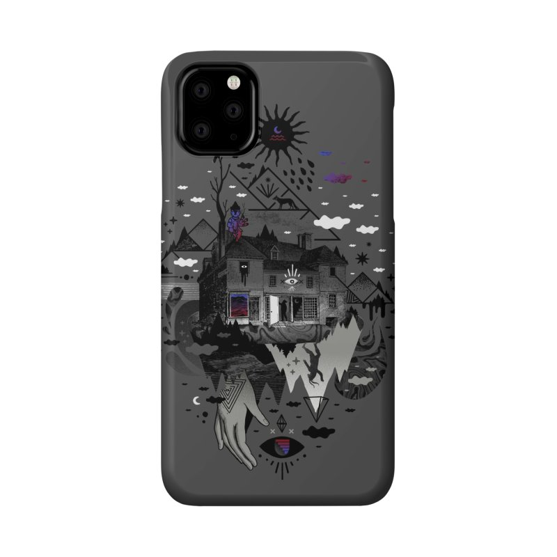 House is Not a Home Accessories Phone Case by ordinary fox