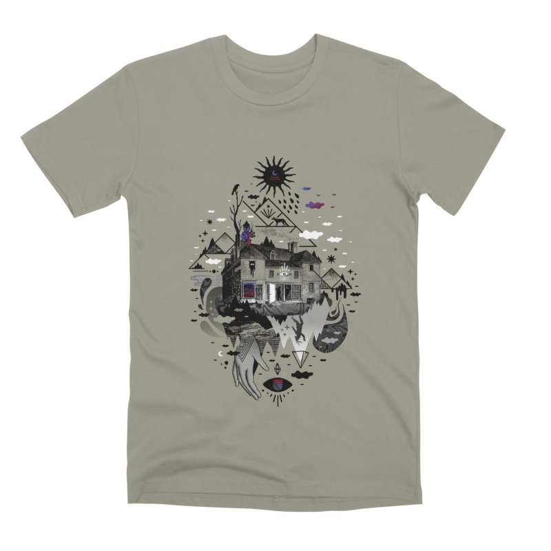 House is Not a Home Men's Premium T-Shirt by ordinary fox