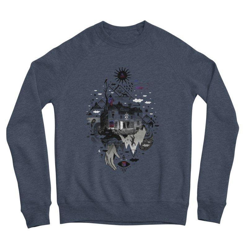 House is Not a Home Women's Sponge Fleece Sweatshirt by ordinary fox