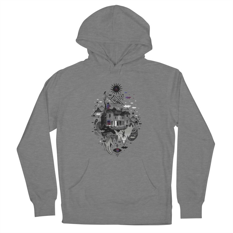House is Not a Home Women's French Terry Pullover Hoody by