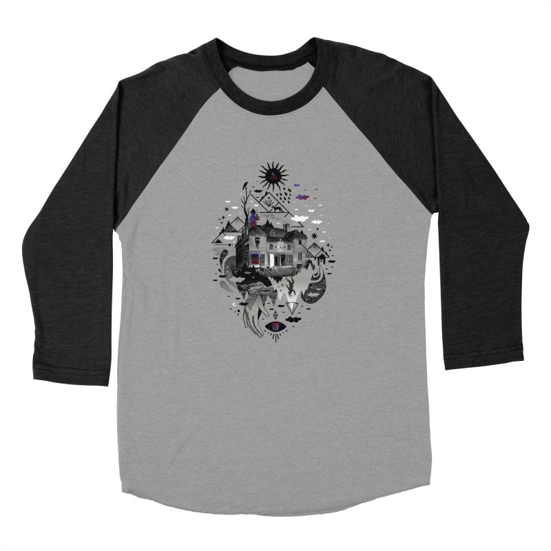 House is Not a Home Women's Longsleeve T-Shirt by ordinaryfox