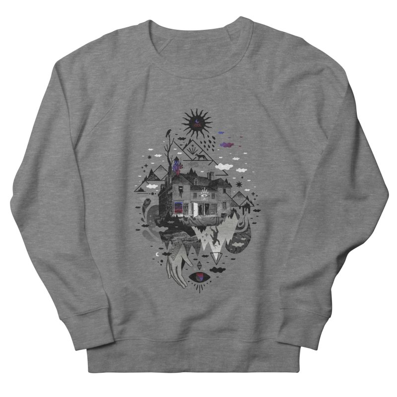 House is Not a Home Women's French Terry Sweatshirt by