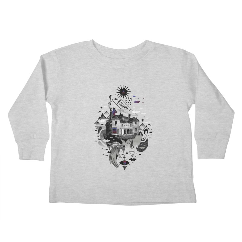 House is Not a Home Kids Toddler Longsleeve T-Shirt by ordinary fox