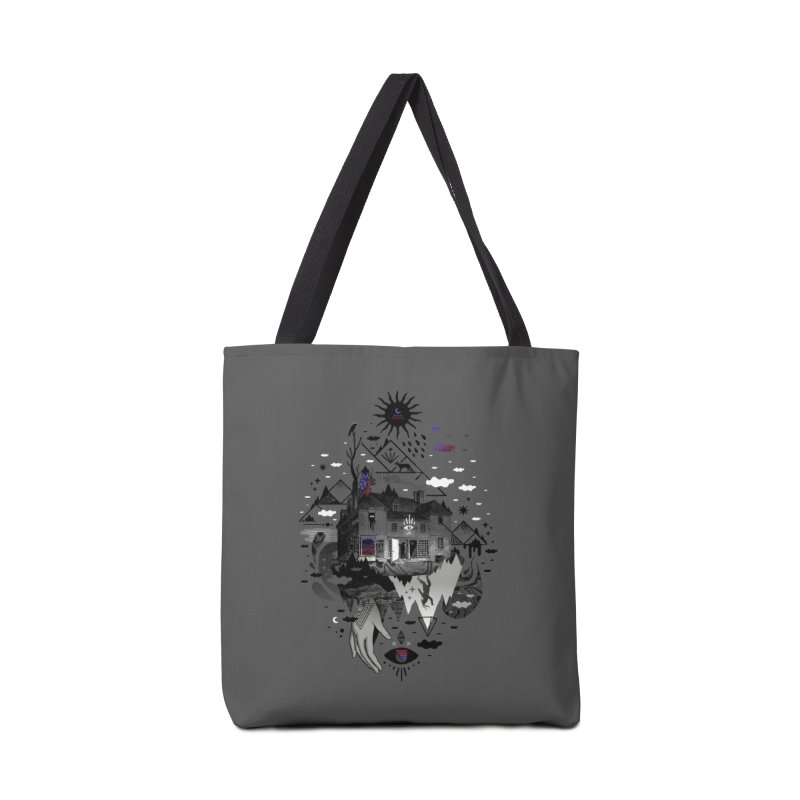 House is Not a Home Accessories Tote Bag Bag by ordinary fox