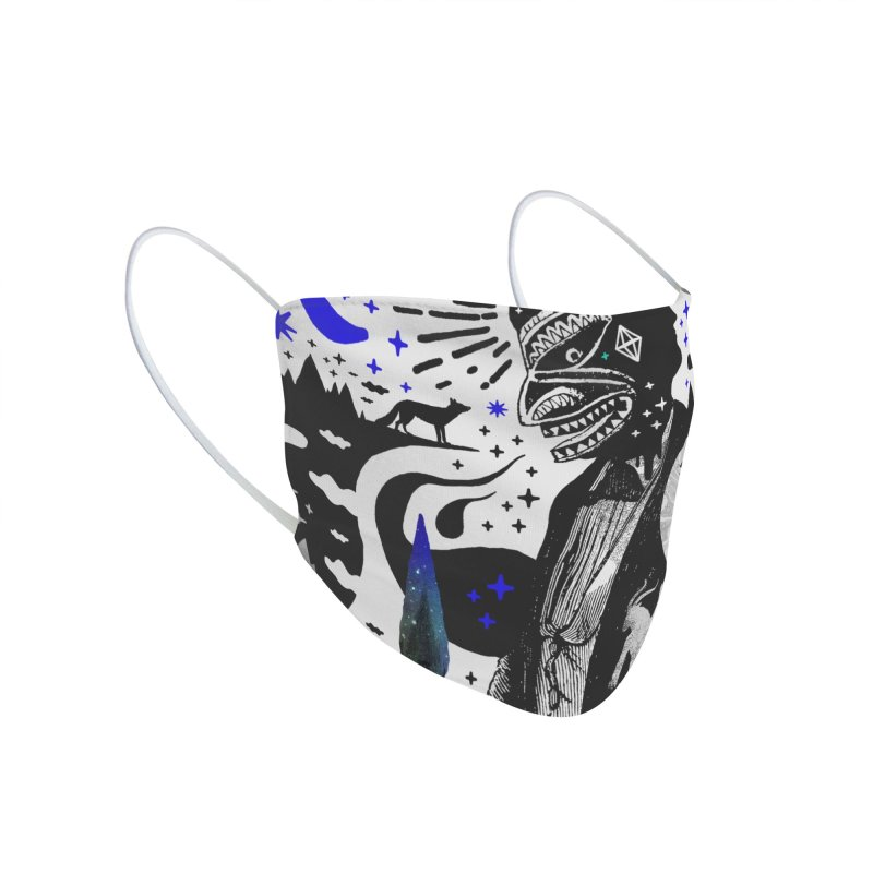 Extraordinary Popular Delusions Accessories Face Mask by ordinaryfox