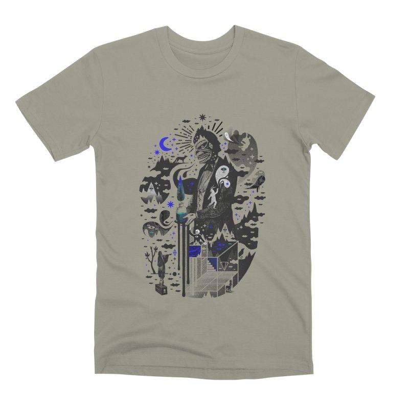 Extraordinary Popular Delusions Men's Premium T-Shirt by